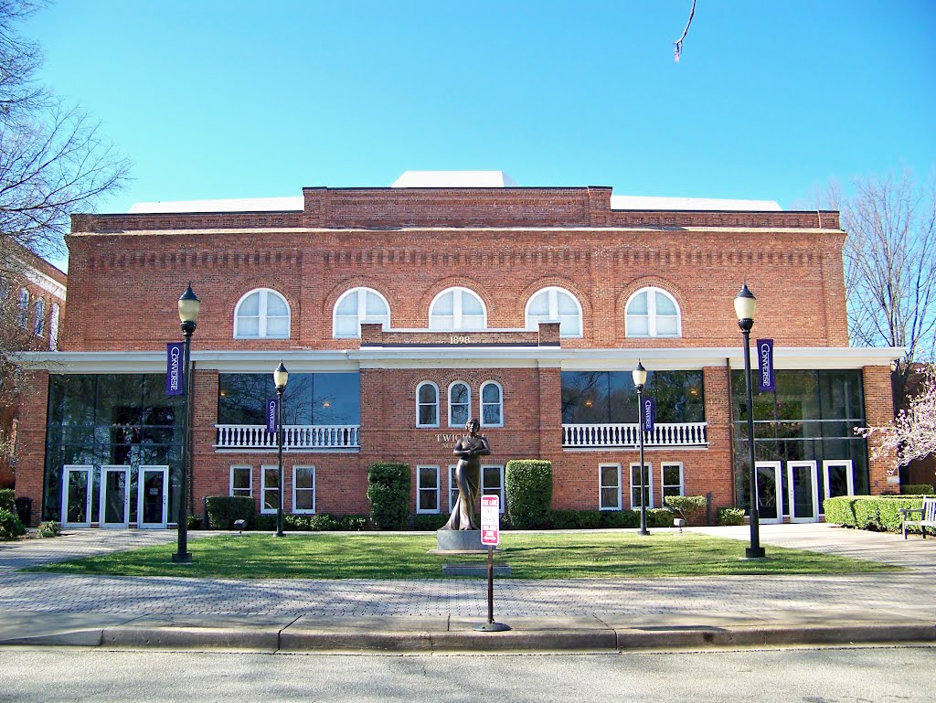 Twichell Auditorium, Spartanburg