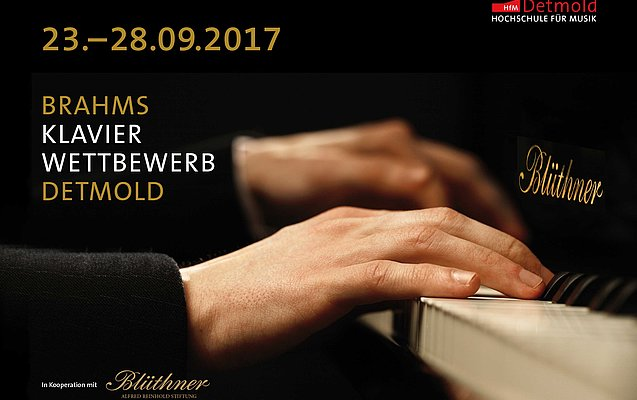 Brahms Piano Competition Detmold